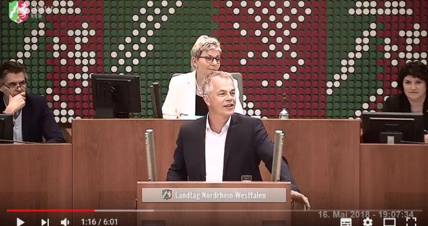 Johannes Rede Elektrifizierung von Bahnstrecken