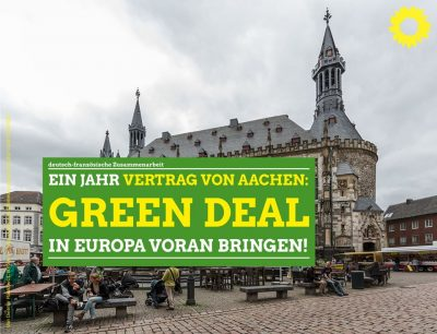 Green Deal Europa Aachen