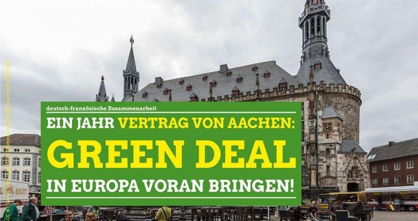 Green Deal Europa Aachen